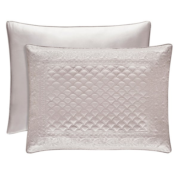 Five Queens Court Zarah Quilted Sham