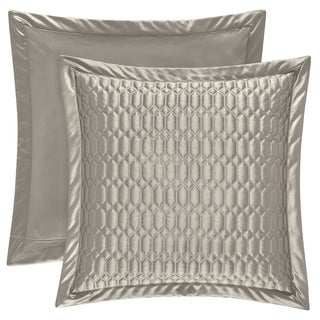 Five Queens Court Saranda Quilted Euro Sham