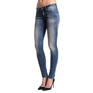 Mavi Adriana Shaded R-Vintage Skinny Jeans