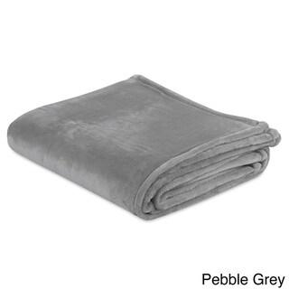 Berkshire Blanket VelvetLoft Summer Palette Silky Plush Throw
