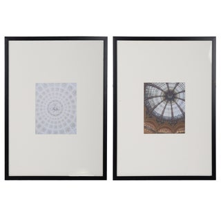 """Set of 2 20x28"""" Cardboard Pictures"""