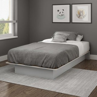 South Shore Libra Twin 39-inch Platform Bed