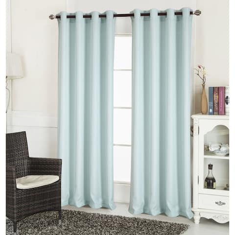 The Gray Barn Yturria Textured 90-inch Curtain Panel