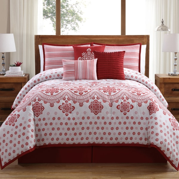 Alba 7 Piece Comforter Set