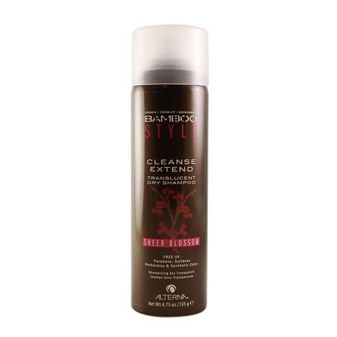 Alterna Bamboo Cleanse Extend Translucent 4.75-ounce Dry ShampooSheer Blossom