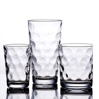Eclipse 12 Piece Glassware Set