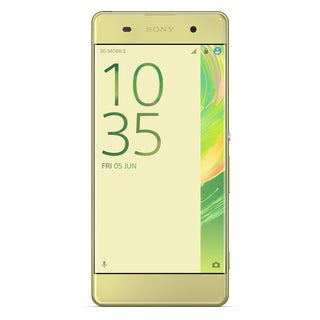 Sony Xperia XA Ultra F3213 16GB GSM 21MP Camera Phone - Lime Gold (Certified Refurbished)