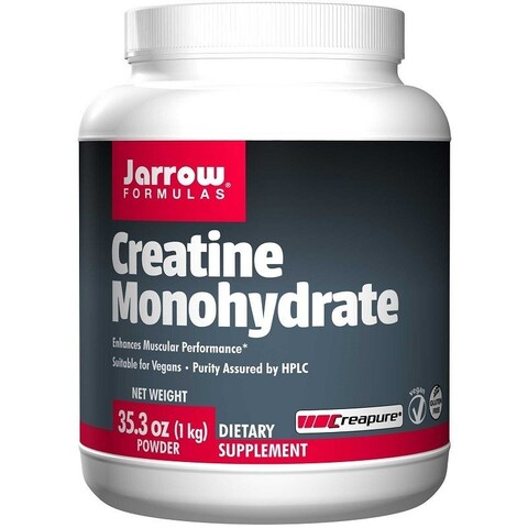 Jarrow Formulas 35.3-ounce Creatine Monohydrate Powder