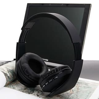 HY-811 Foldable FM Stereo MP3 Player Wired Bluetooth Headset Black|https://ak1.ostkcdn.com/images/products/16416629/P22763791.jpg?impolicy=medium