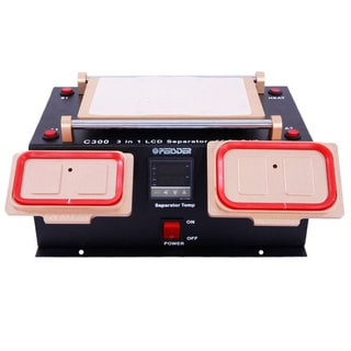 3-in-1 A Frame Middle Frame LCD Touch Screen Separator Cellphone Repair Machine 110V