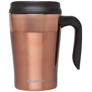 Café Vacuum Insulated Desktop Mug