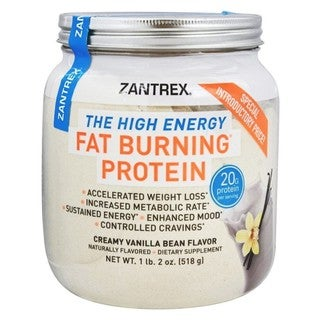 Zantrex Fat Burning 1.1-pound Protein Vanilla