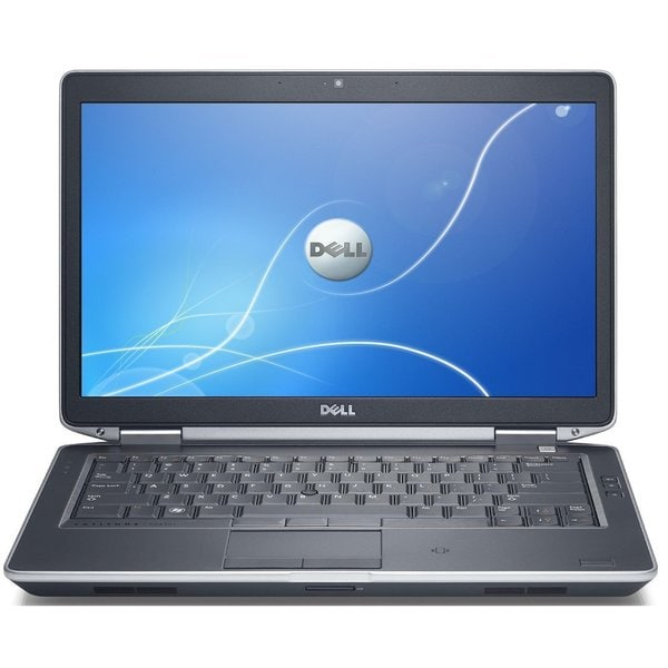 "Dell Latitude E6430 14"" Notebook PC - Intel Core i7-3520m 2.7GHz 8GB 320gb DVD Windows 10 Professional"