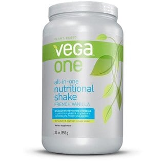 Vega All-In-One Nutritional Shake French Vanilla (22 Servings)