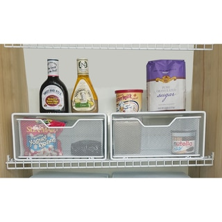 Small Pull Out Pantry Snack Baskets