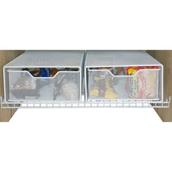 Large Pull Out Pantry Snack Baskets