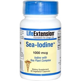 Life Extension Sea-Iodine 1000 mcg (60 Capsules)