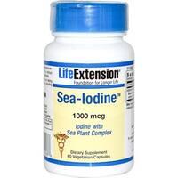 Life Extension Sea-Iodine 1000 mcg (60 Capsules)