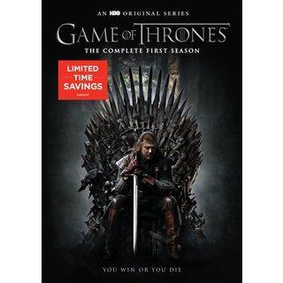 Game Of Thrones: Season 1 (VIVA/DeepDiscount 2017/DVD)