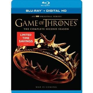 Game Of Thrones: Season 2 (Elite/DeepDiscount 2017/Digital Copy/BluRay)
