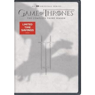 Game Of Thrones: Season 3 (Viva/DeepDiscount 2017/DVD)