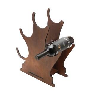 Woodart Wood Tree Wine Rack/ Bottle Holder