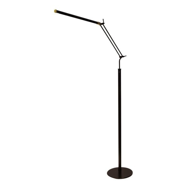 Slim High Power Dimmable LED Piano Floor Lamp
