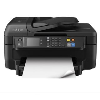 Epson WorkForce WF-2760 Inkjet Multifunction Printer - Color - Plain (As Is Item)