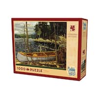 Cobble Hill The Canoe Puzzle - 1,000 Pieces