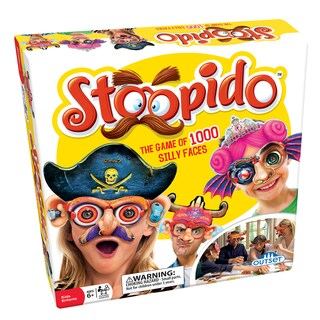 Outset Media Stoopido: The Game of 1,000 Silly Faces