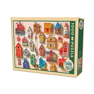 Cobble Hill Cuckoo and Friends Puzzle - 1,000 Pieces