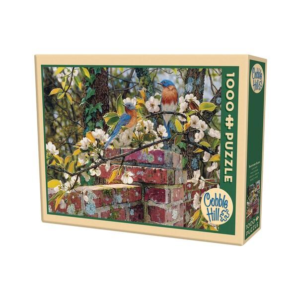 Cobble Hill Backyard Blues Puzzles - 1,000 Pieces