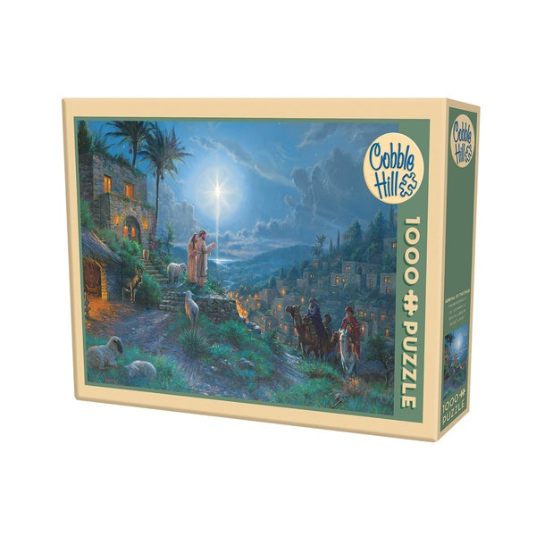 Cobble Hill Arrival of the Magi Puzzle - 1,000 Pieces