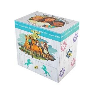 Breyer Spirit and Lucky Musical Jewelry Box