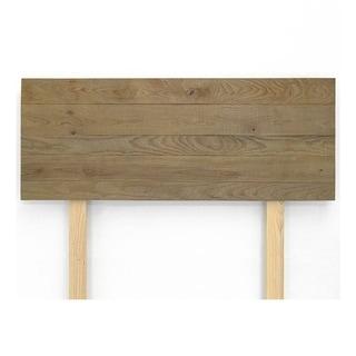 Grey Barnwood Headboard