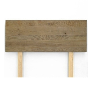Grey Barnwood Headboard (4 Options Available)