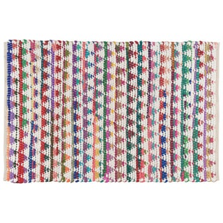 Now Designs Chindi Multi-Colored Rug Triangles (2'x3')
