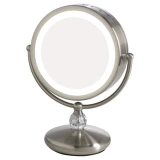 Makeup mirrors for less overstock elizabeth arden 1x10x magnification lighted makeup vanity mirror with touch control audiocablefo Light database