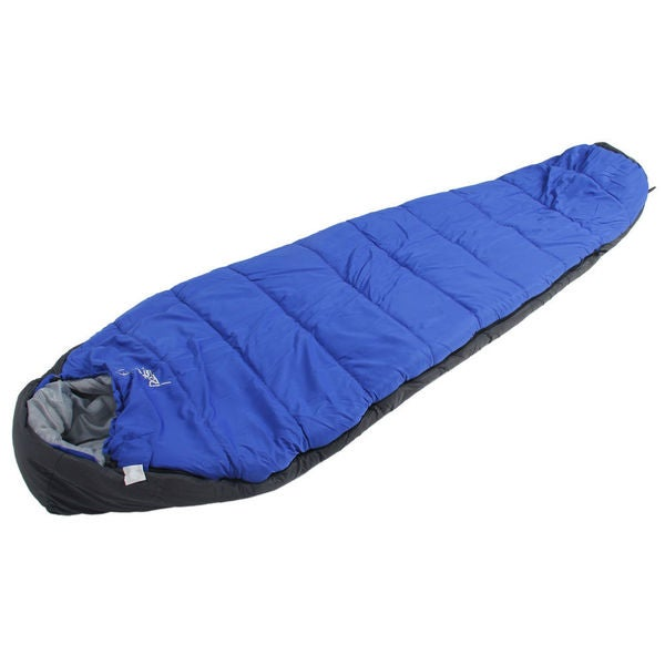 Routman RS-204 Outdoor Traveling Camping Mummy Sleeping Bag Sapphire Blue