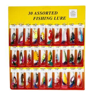 30 Pcs Super Long Short/Sink rapidly With Feather's Fishing Lures|https://ak1.ostkcdn.com/images/products/16429790/P22775761.jpg?impolicy=medium