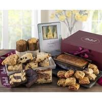 Dulcet's Food Deluxe Gift Tea  Basket.