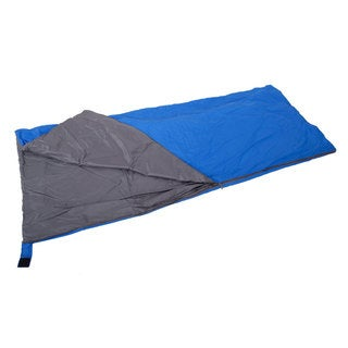 LW180 Mini Ultra Light Envelope Style Waterproof Sleeping Bag Sky Blue