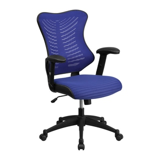 Offex High-back Mesh Chair with Nylon Base