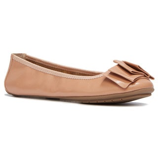 Me Too Women's Lilyana 2.0 Driftwood Flat (More options available)