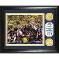 Golden State Warriors 2017 NBA Finals Champions Bronze Coin Photo Mint