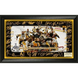 2017 Stanley Cup Champions Celebration Signature Rink - Multi-color