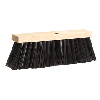 "DQB Industries 08504 16"" Street Broom Head"