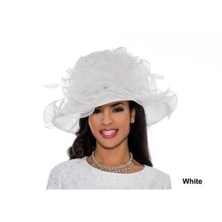 Giovanna Signature Women's Organza Hat