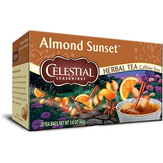 Almond Sunset