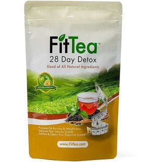 28 Day Tea Detox